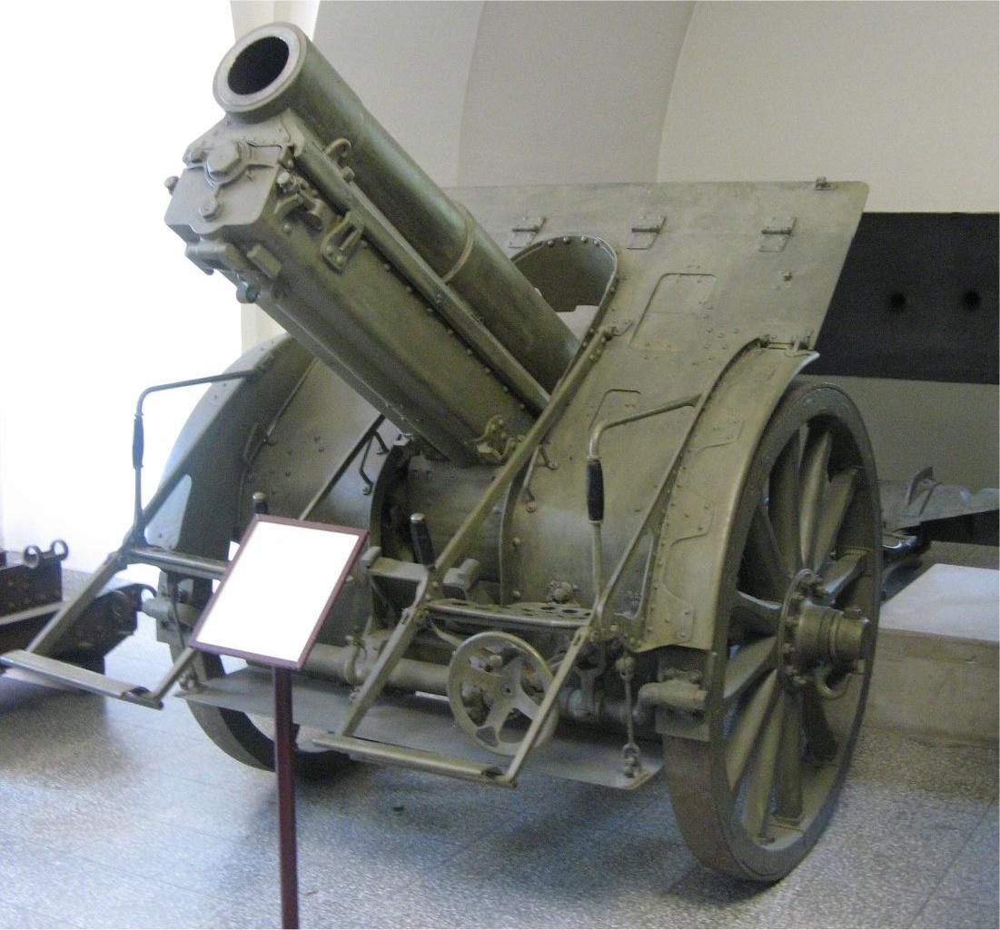15 cm schwere Feldhaubitze M 14 - Wikipedia