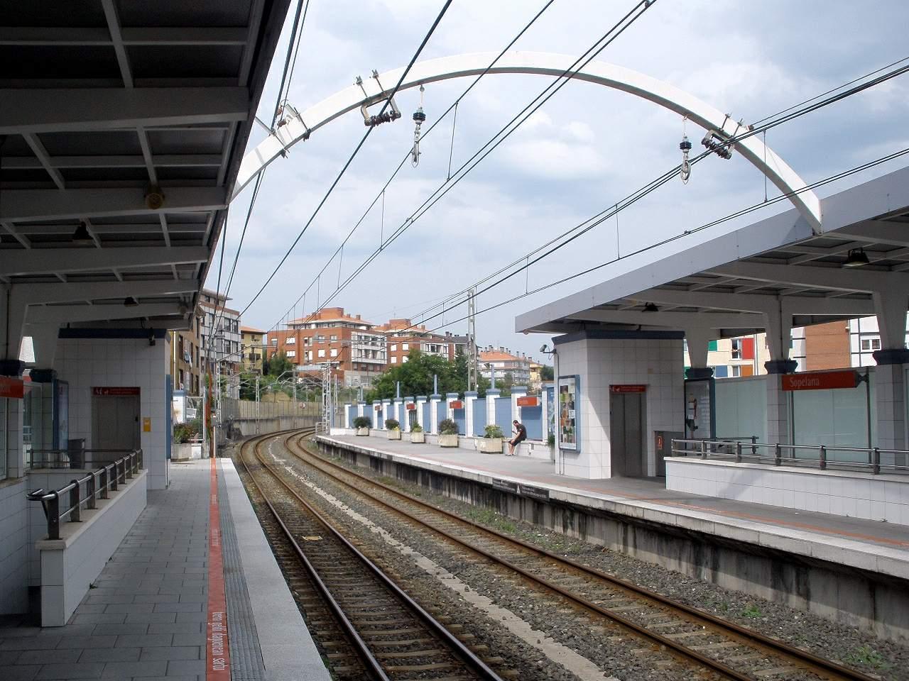 AVISO: Trabajos de mantenimiento del Metro en la calle Sugurdialde del 23 de noviembre al 4 de diciembre