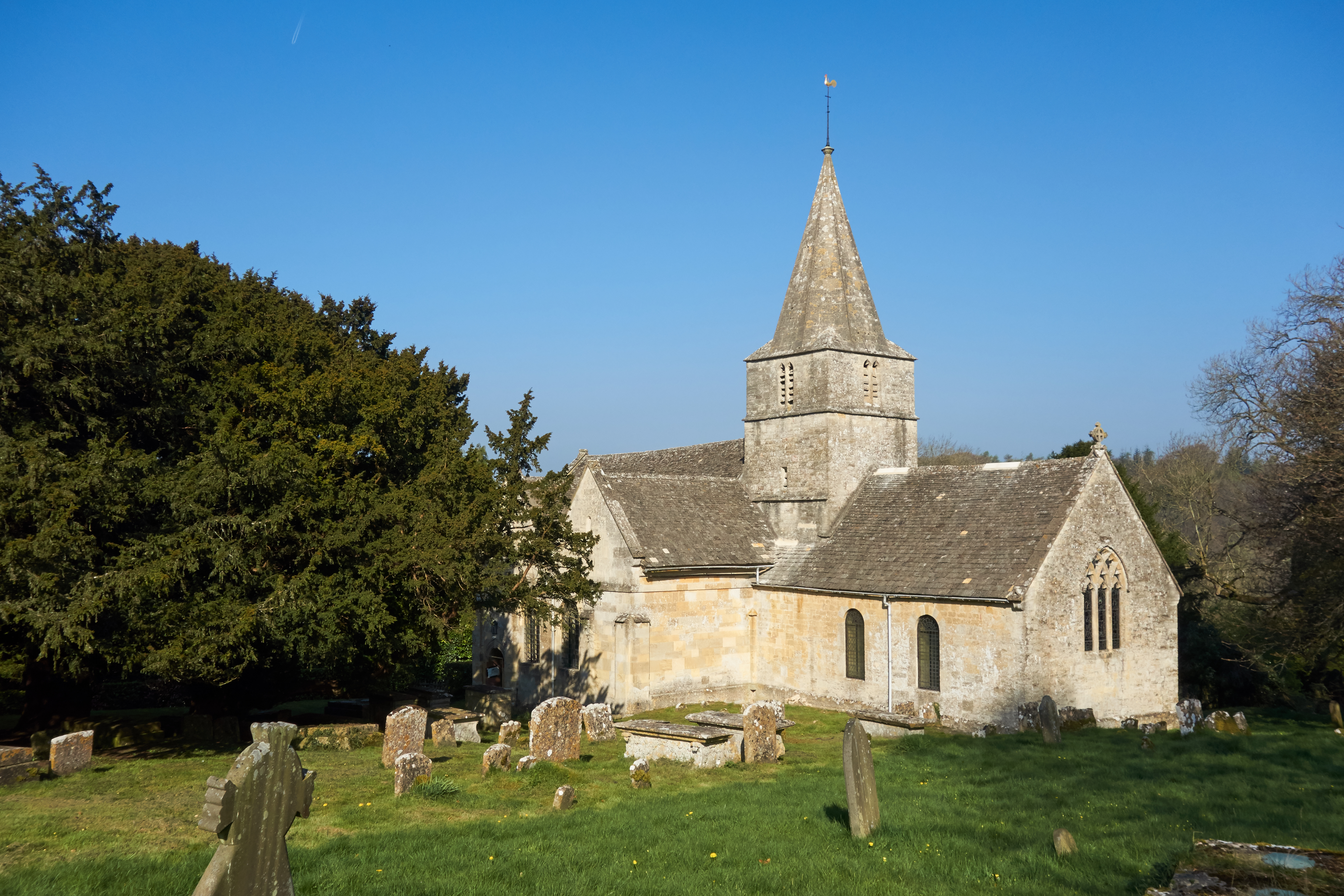 St. Kenelm's Church, Sapperton, Gloucestershire.jpg