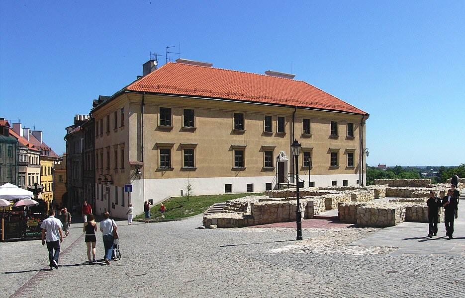 Żydowski Dom Starców i Sierot w Lublinie