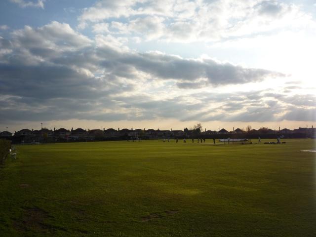 Stamford Bridge Cricket Club - geograph.org.uk - 1824975