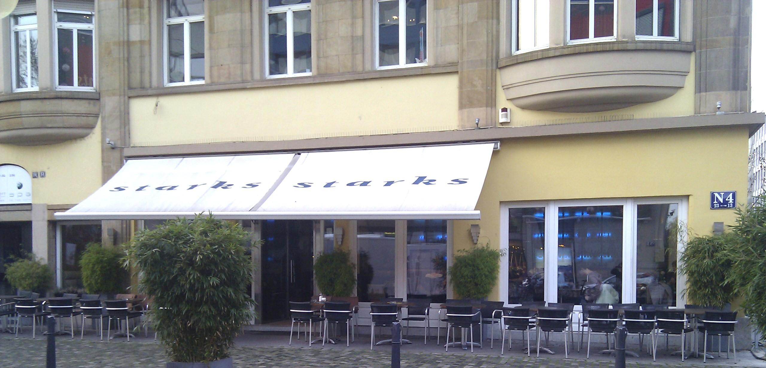 Starks Mannheim