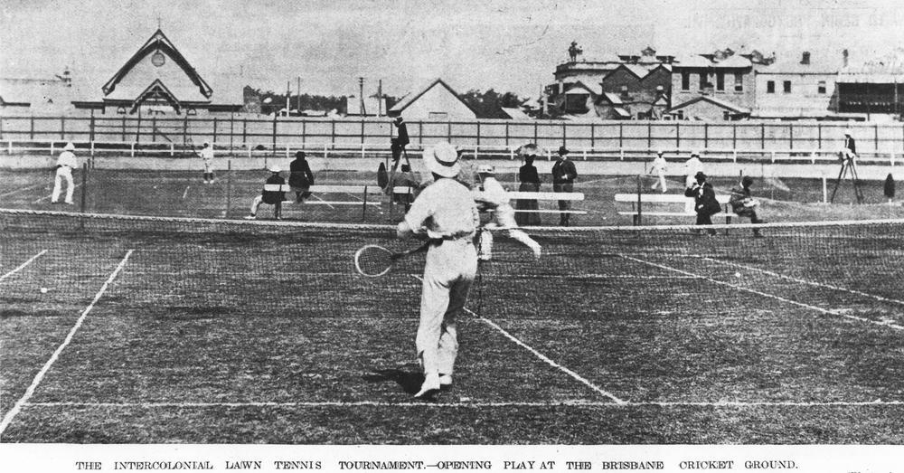 Intercolonial Lawn Tennis