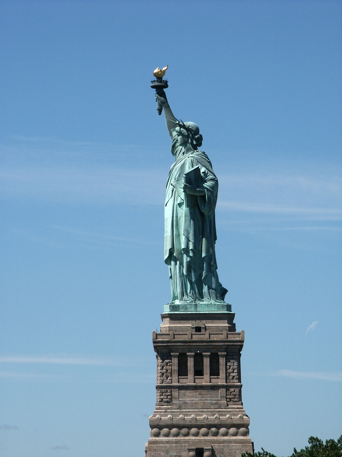 Statue Of Liberty Sunset Tour