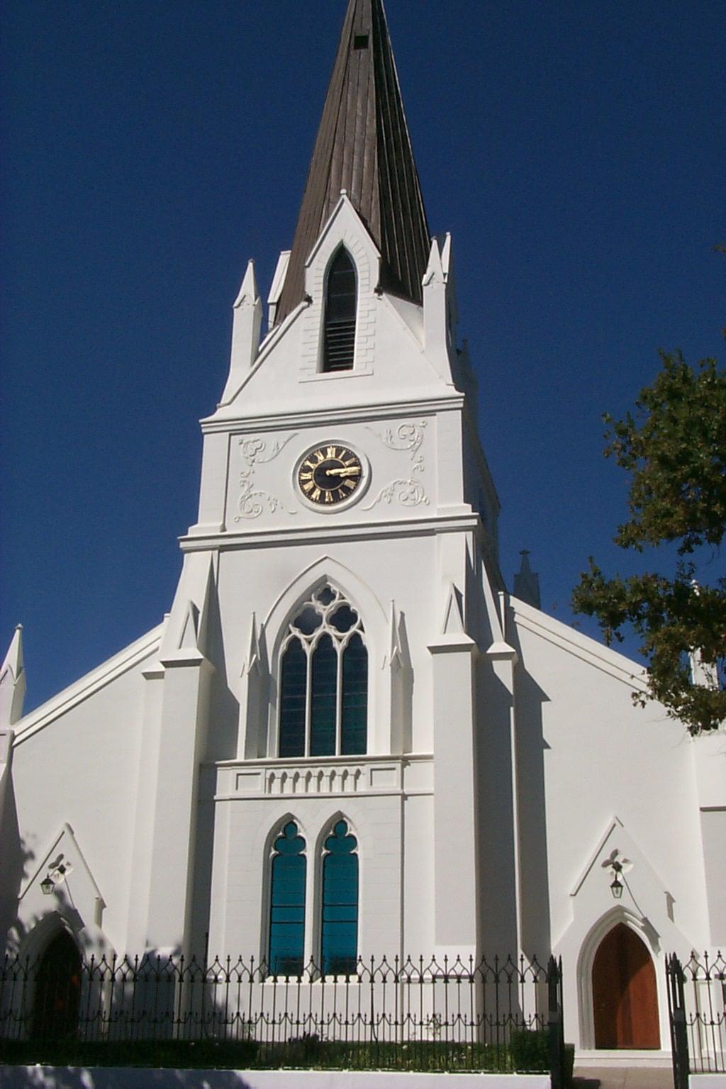 Moederkerk Stellenbosch Wikipedia