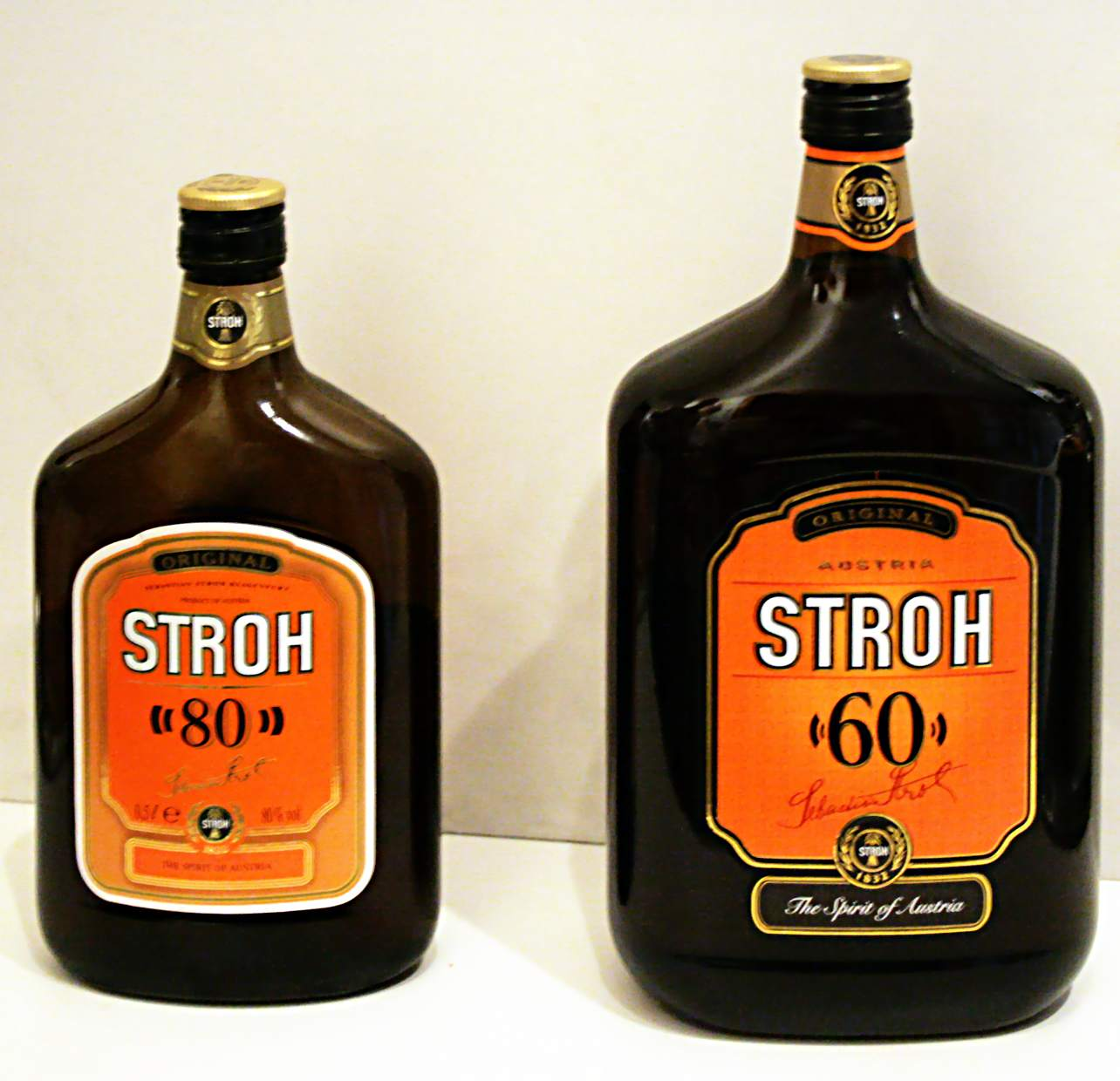 how to drink stroh rum