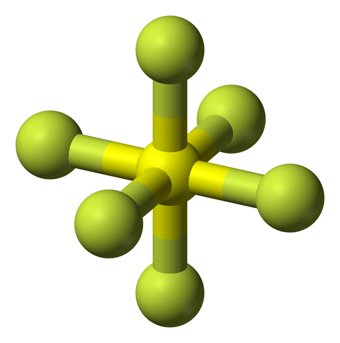 Sulfur Hexafluoride Wikipedia