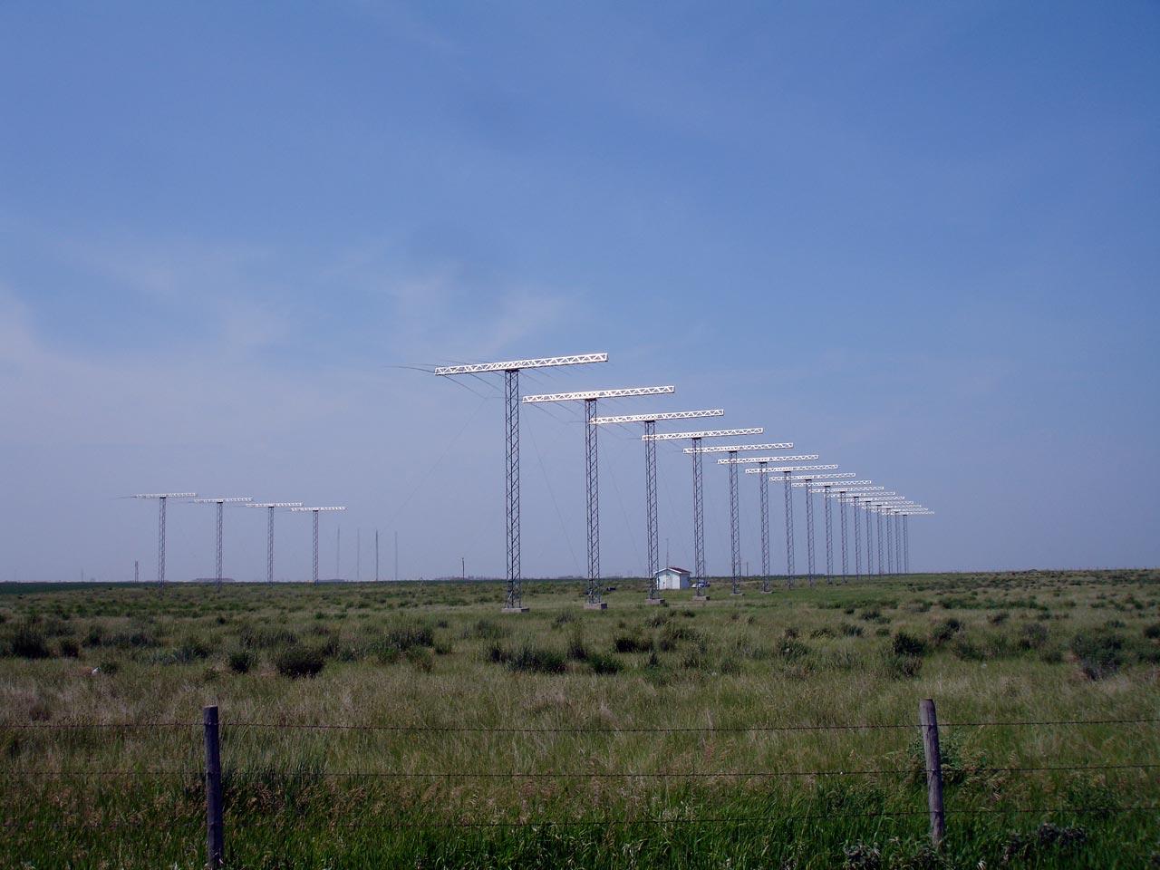 SuperDARN Radar Netwerk