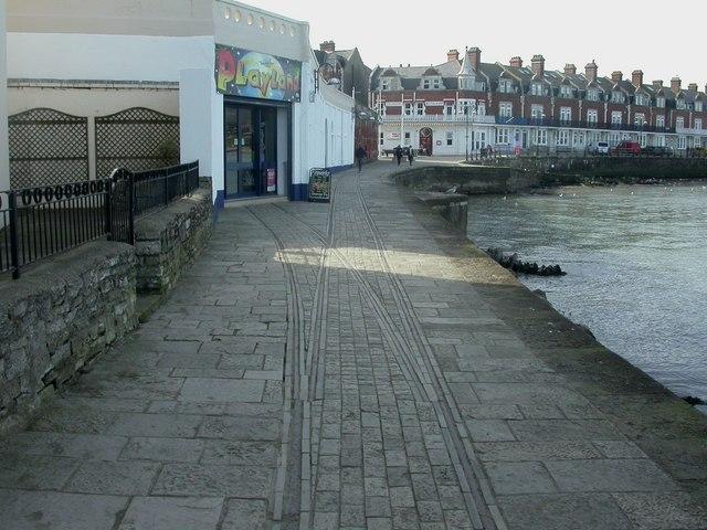 Swanage Pier Tramway Wikipedia