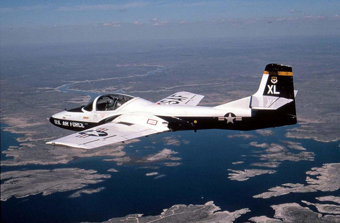Cessna T-37 Tweet - Wikipedia