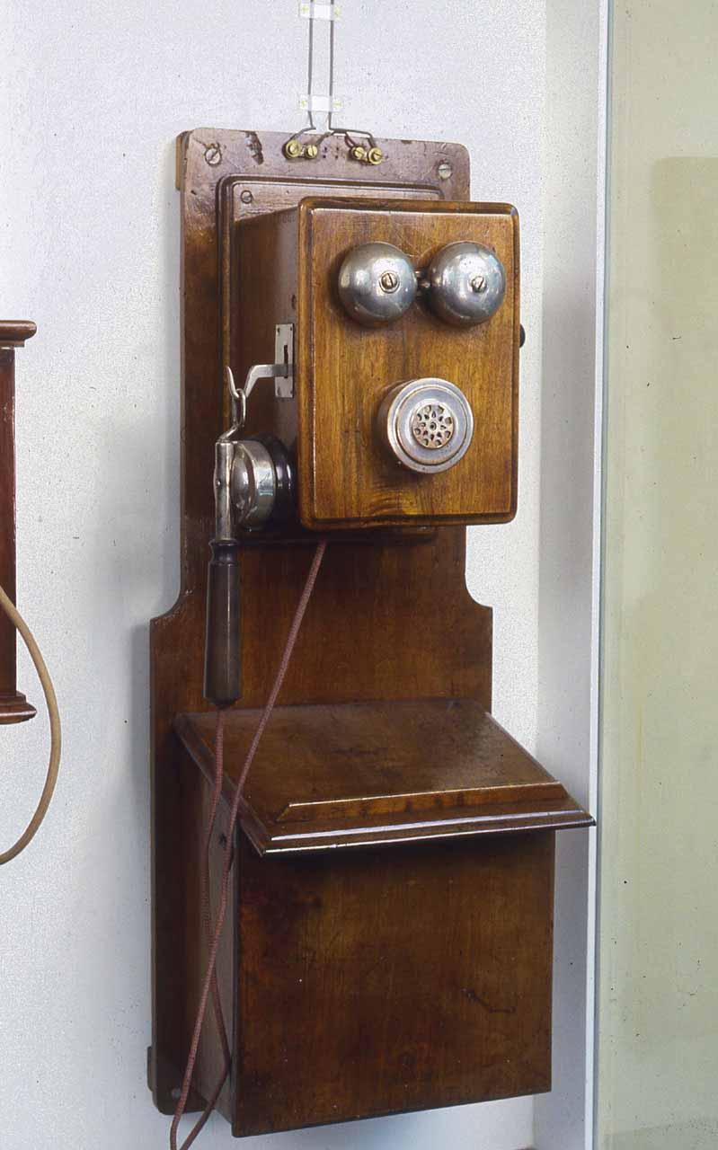 File telefono a chiamata magnetica a batteria locale bl - Abbattimento muro interno senza dia ...