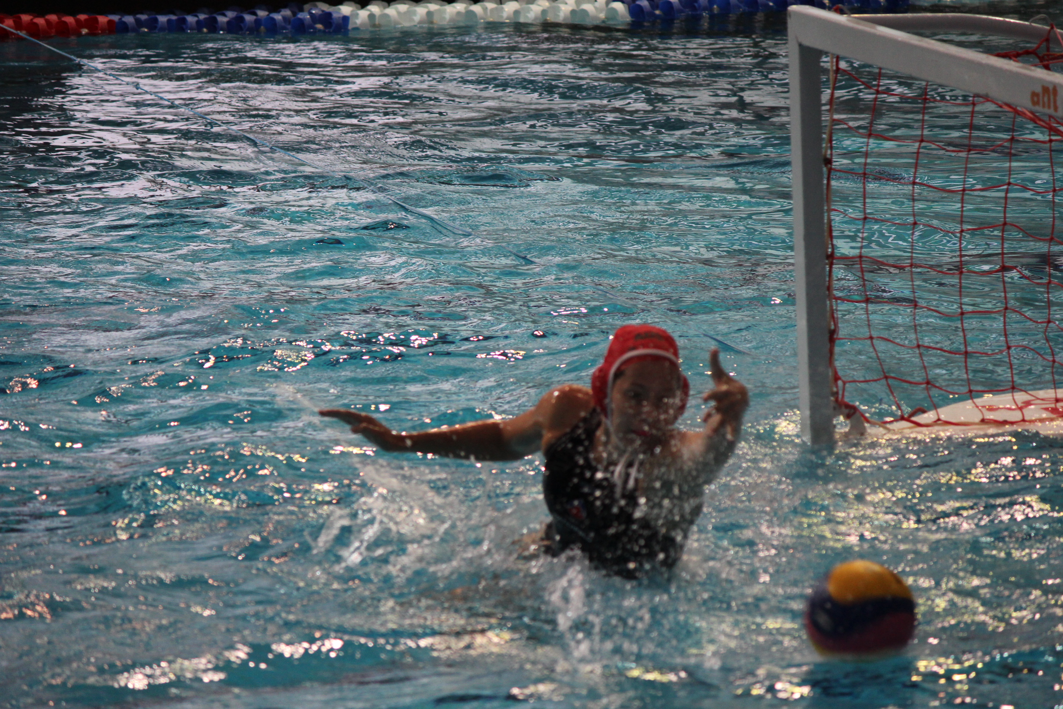 Victoria Brown (water polo)