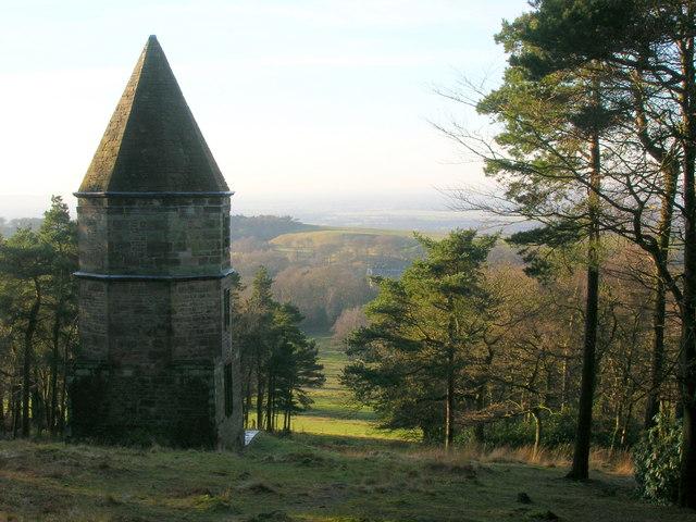 The Lantern, Lyme Park - geograph.org.uk - 1082383