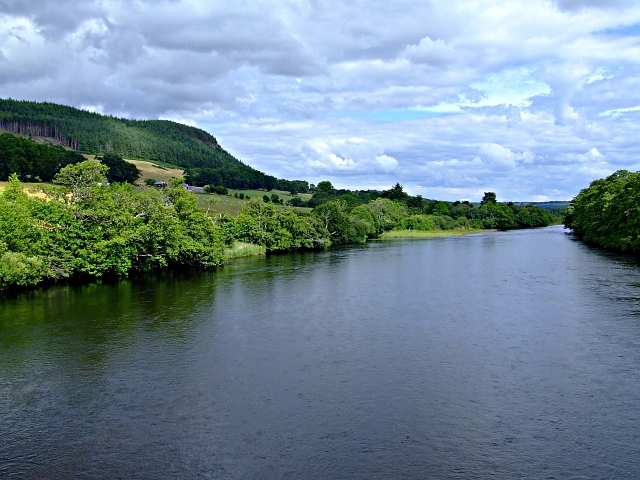 The River Conon - geograph.org.uk - 208142