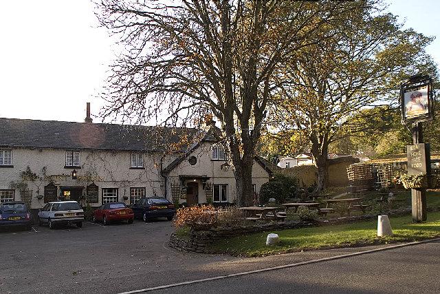 The Silent Woman Inn, Cold Harbour, Wareham - geograph.org.uk - 80865