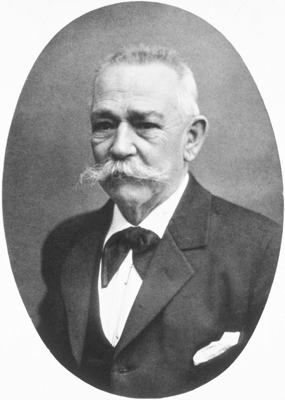 Theodor von Jürgensen