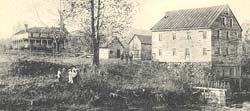 Jackson's Mill, owned by Cummins Jackson.