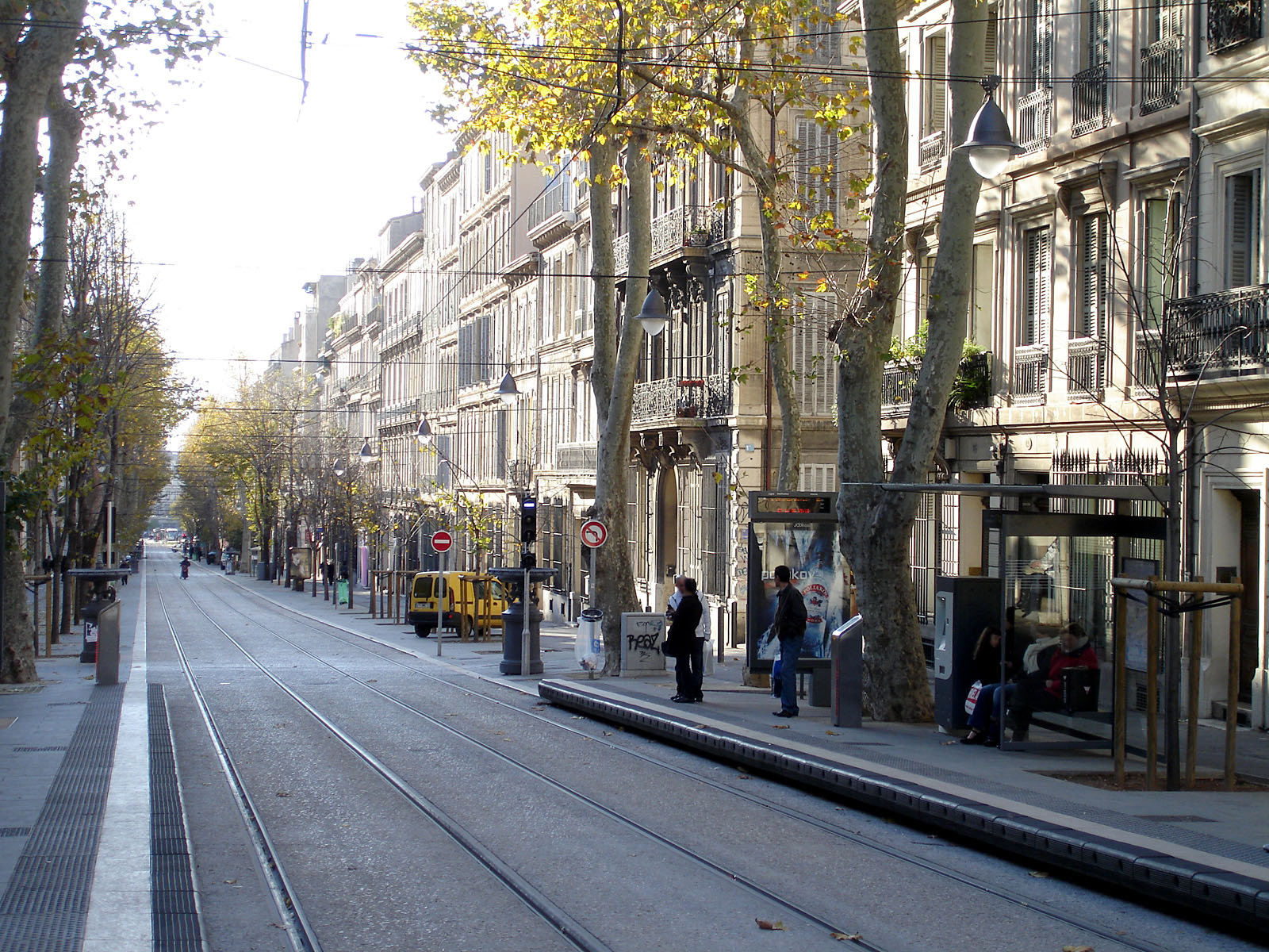 fichier tramway de marseille ligne 2 boulevard longchamp wikip dia. Black Bedroom Furniture Sets. Home Design Ideas