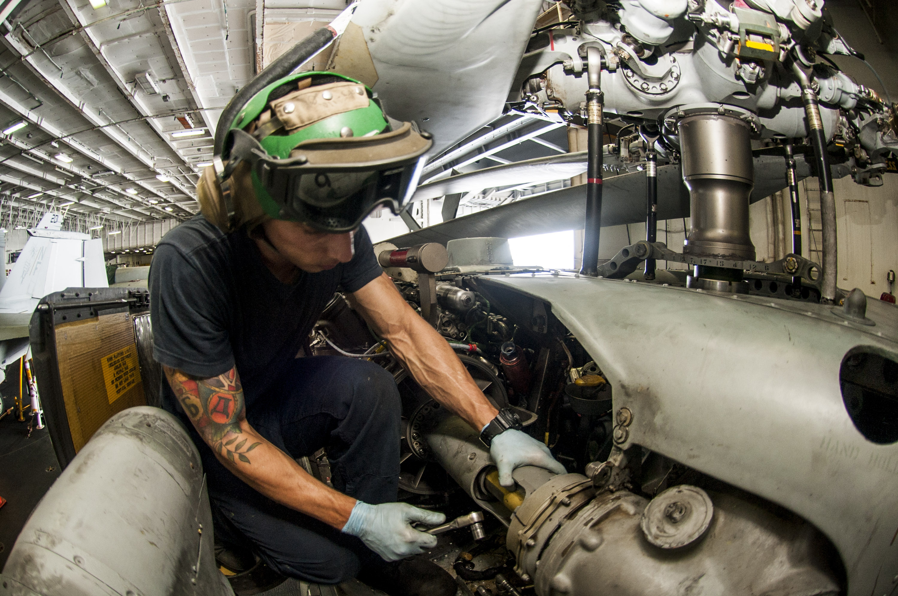 navy machinist mate