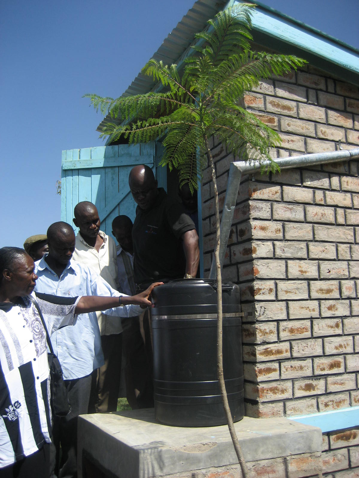 Rainwater Harvesting Wikiversity