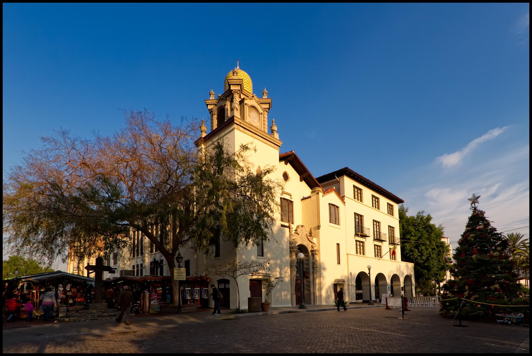 File United Methodist Church Olvera Street Los Angeles