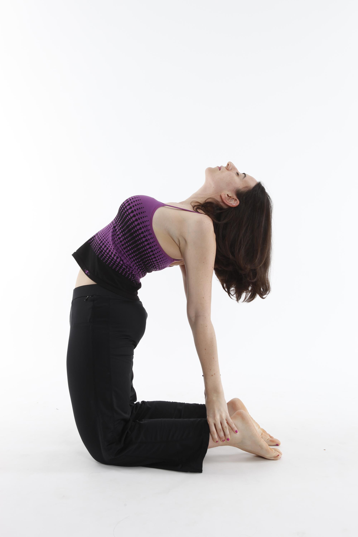 Image result for yoga camel
