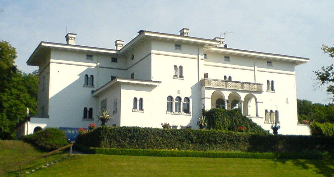 Villa Privata Da  Camere Affittare Lago Patria
