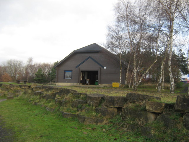 Visitor Centre Billingham Beck Valley Country Park - geograph.org.uk - 1619472