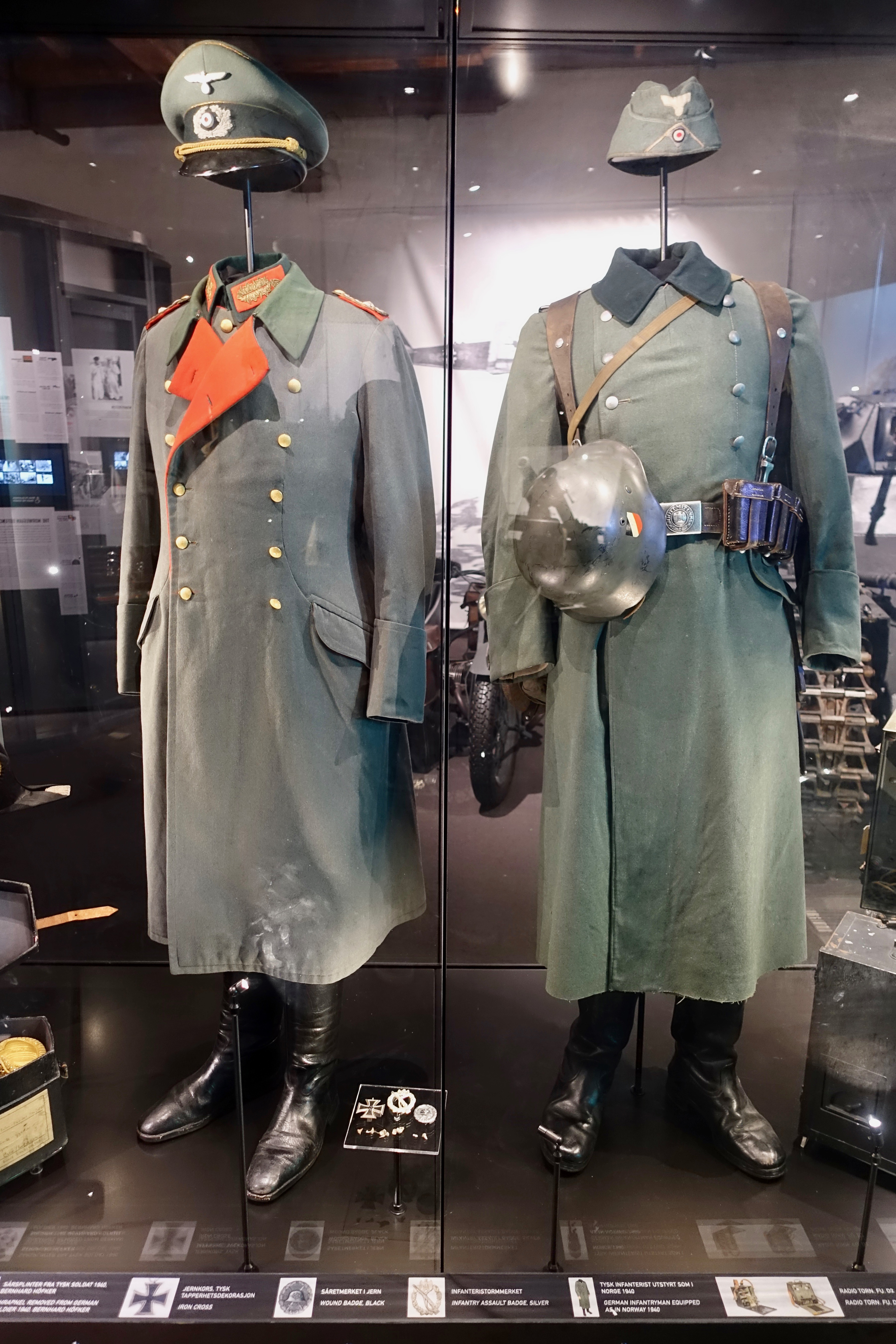 File:WW2 German Wehrmacht army uniforms in Norway 1940