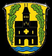 Wappen der Gemeinde Guxhagen