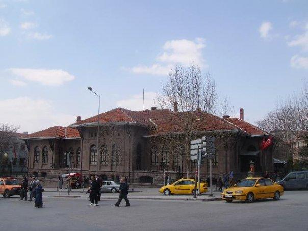 Museo de Guerra de la Independencia (Kurtulus Savaş ve Cumhuriyet Müzesi)