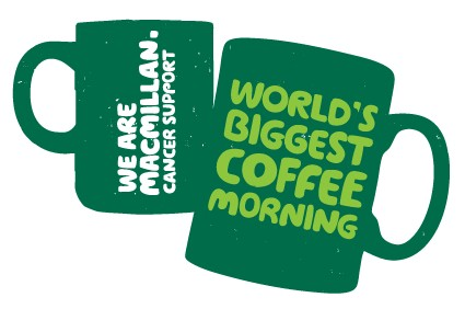 Image result for macmillan worlds biggest coffee morning