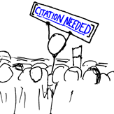 IMAGE(http://upload.wikimedia.org/wikipedia/commons/8/82/Webcomic_xkcd_-_Wikipedian_protester_cropped.png)