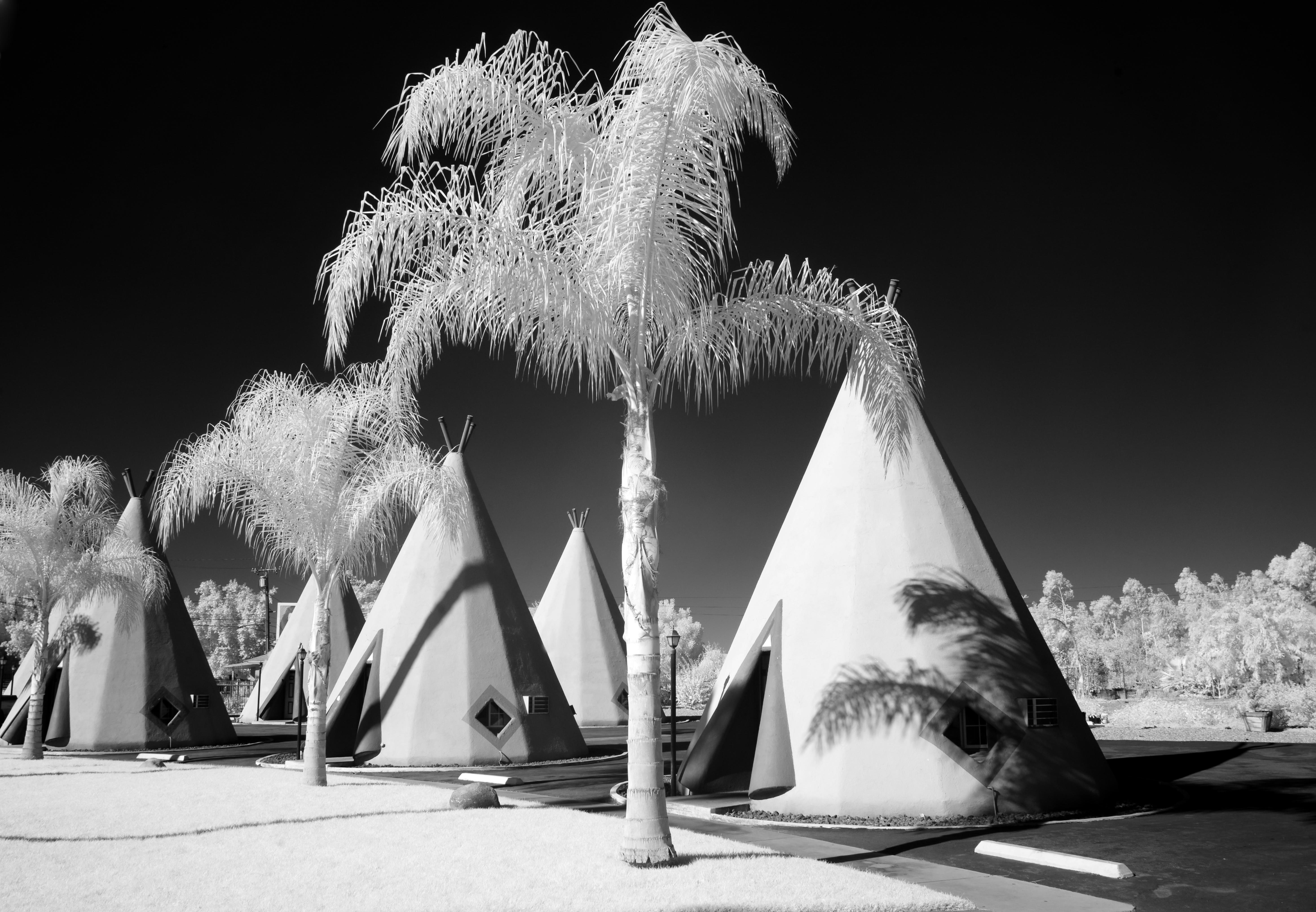 Wigwam Motel Ca