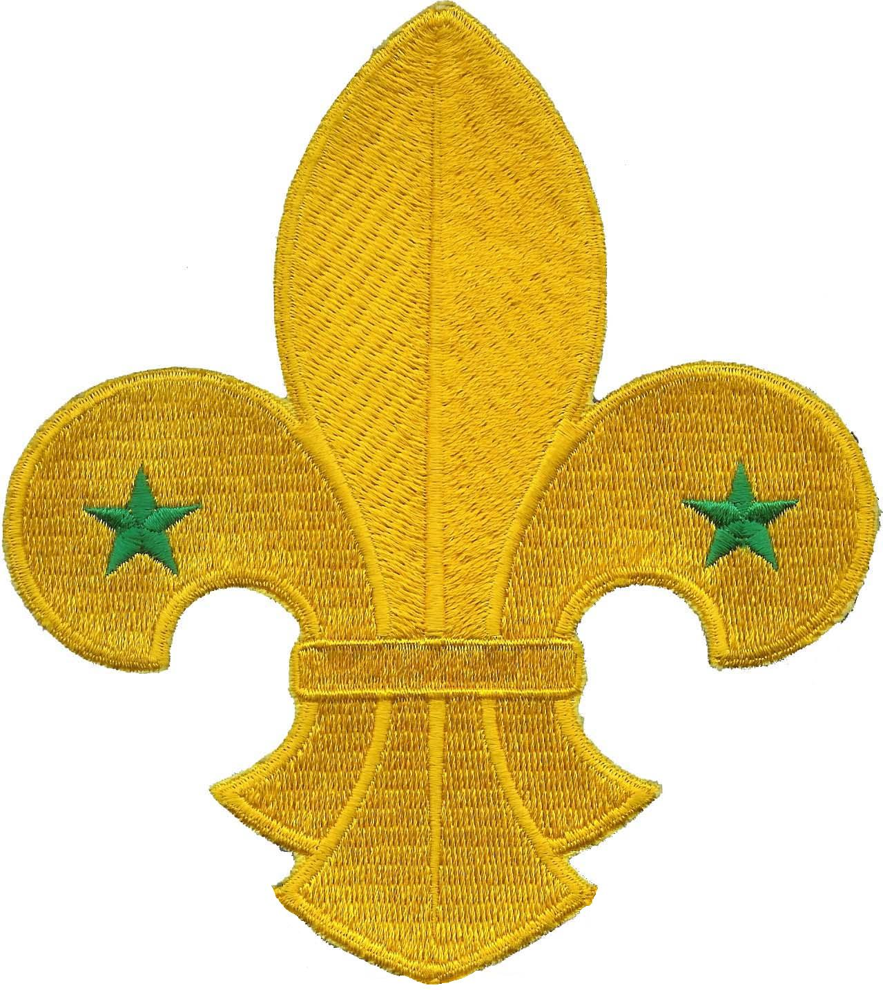 Filewikiproject Scouting Fleur De Lis No Scrolljpg Wikipedia