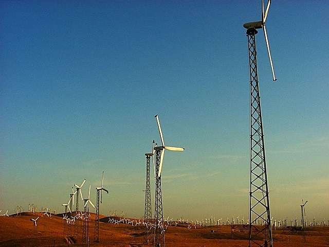Windmills - Wind energy converters