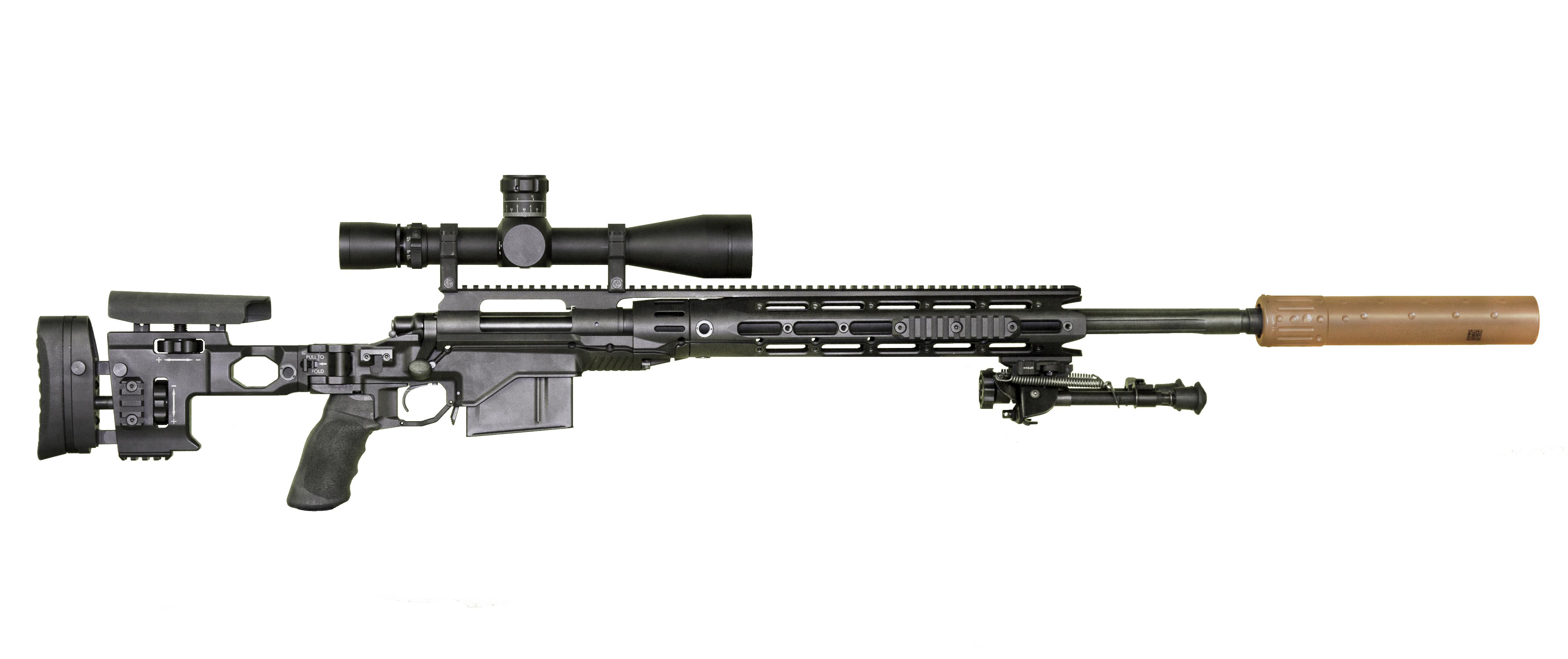 M2010 Enhanced Sniper Rifle