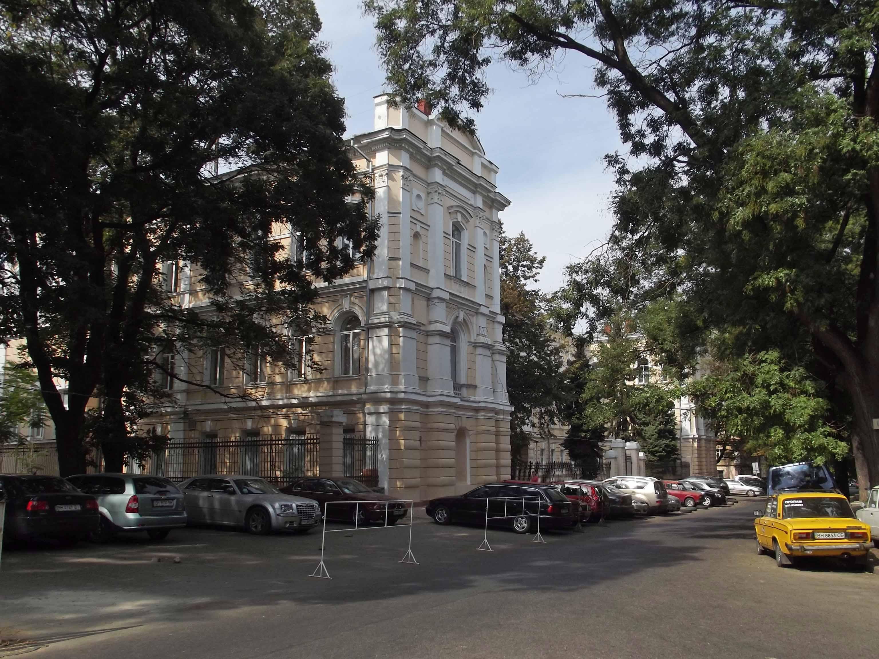 Одесса, Украина.