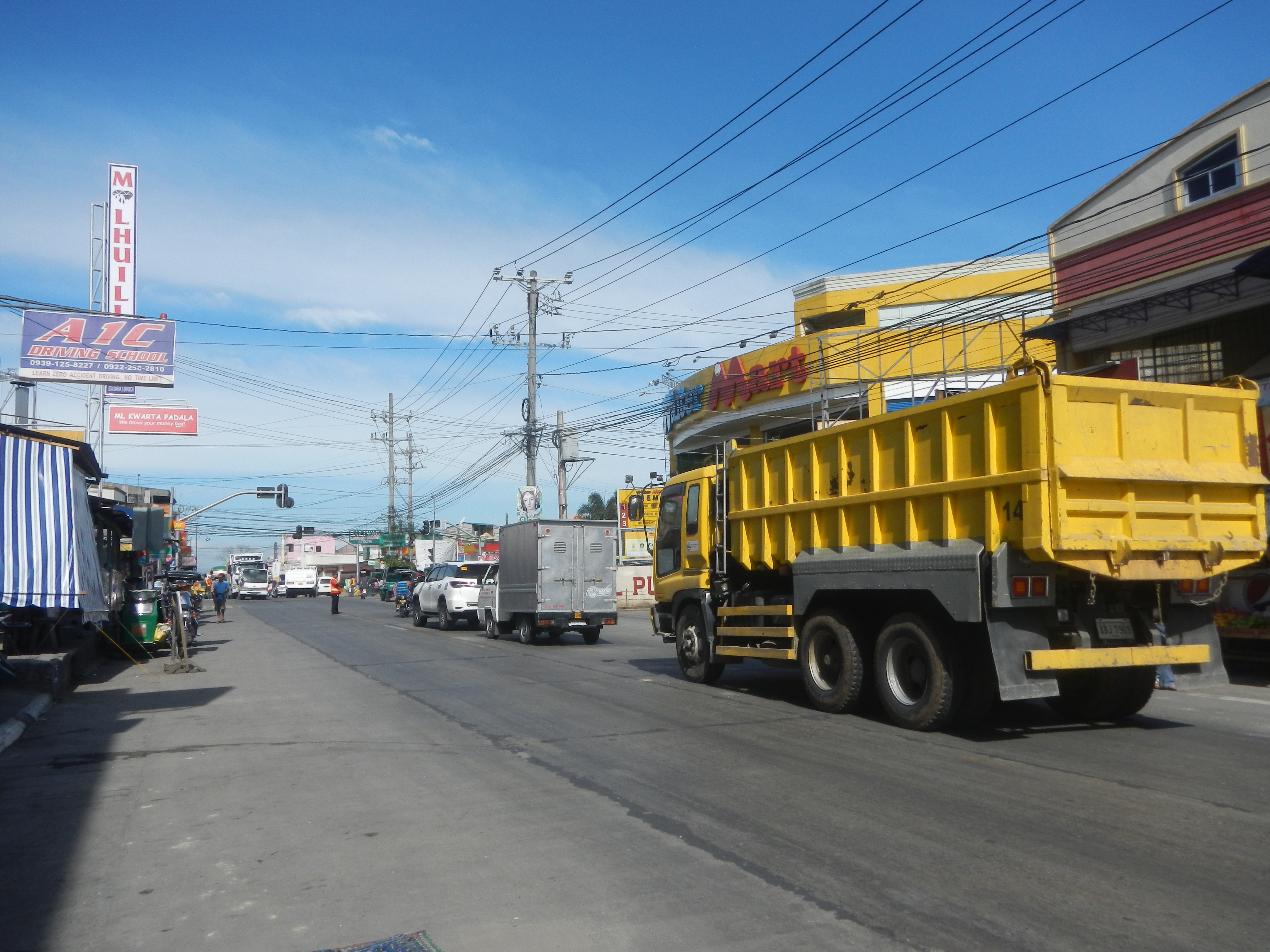 File09664jfwalter Mart Santa Clara Crossing Narra J P Rizal By