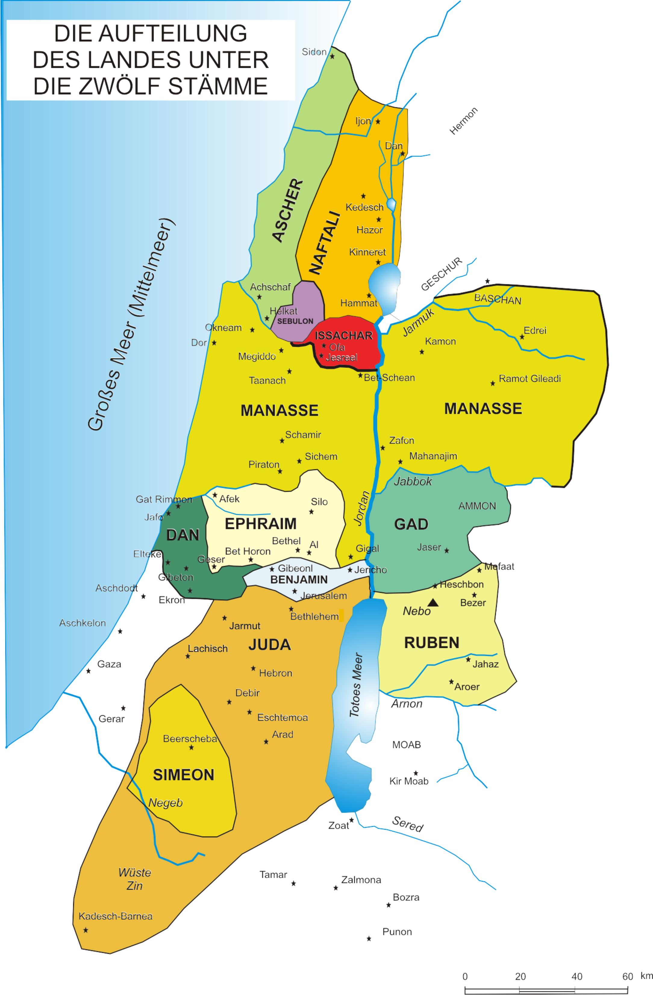 Reiches Land Im Alten Testament