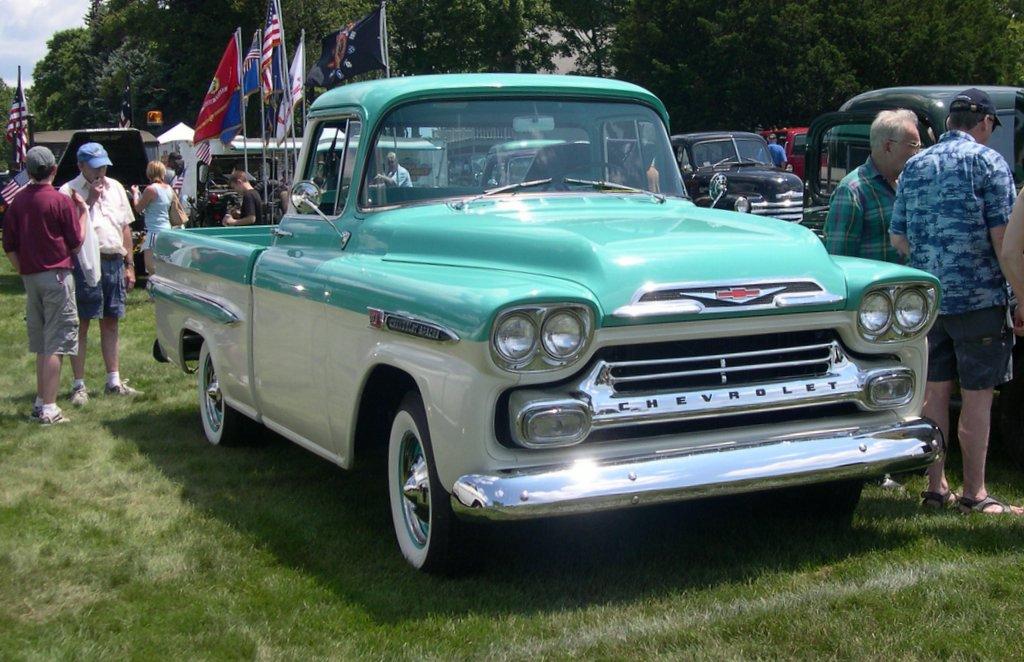 Chevrolet Apache Wikimedia Commons