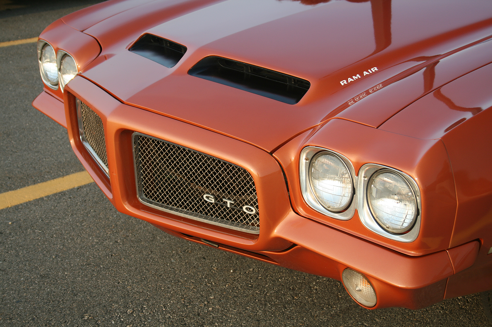 One-of-17 1971 Pontiac GTO Judge convertible sells for $23 ...