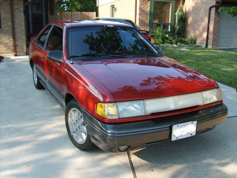 1992 Topaz XR5: