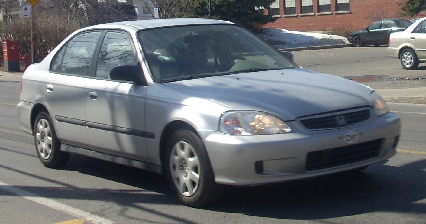 File:1999-2000 Honda Civic Sedan.JPG - Wikimedia Commons
