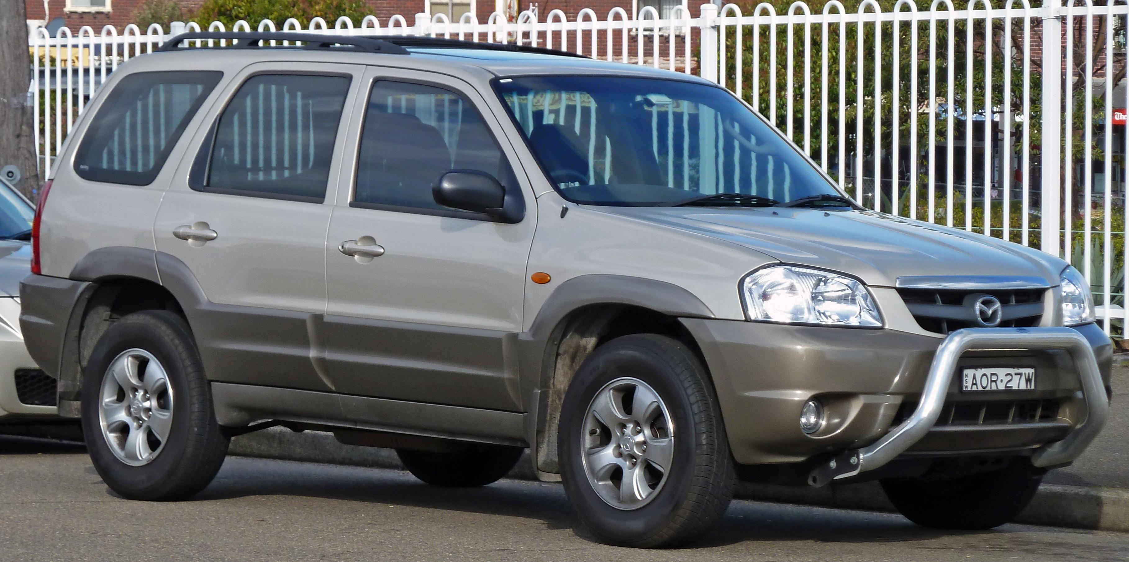 File2003 mazda tribute my03 classic v6 wagon 2010 07 21g file2003 mazda tribute my03 classic v6 wagon 2010 07 sciox Image collections