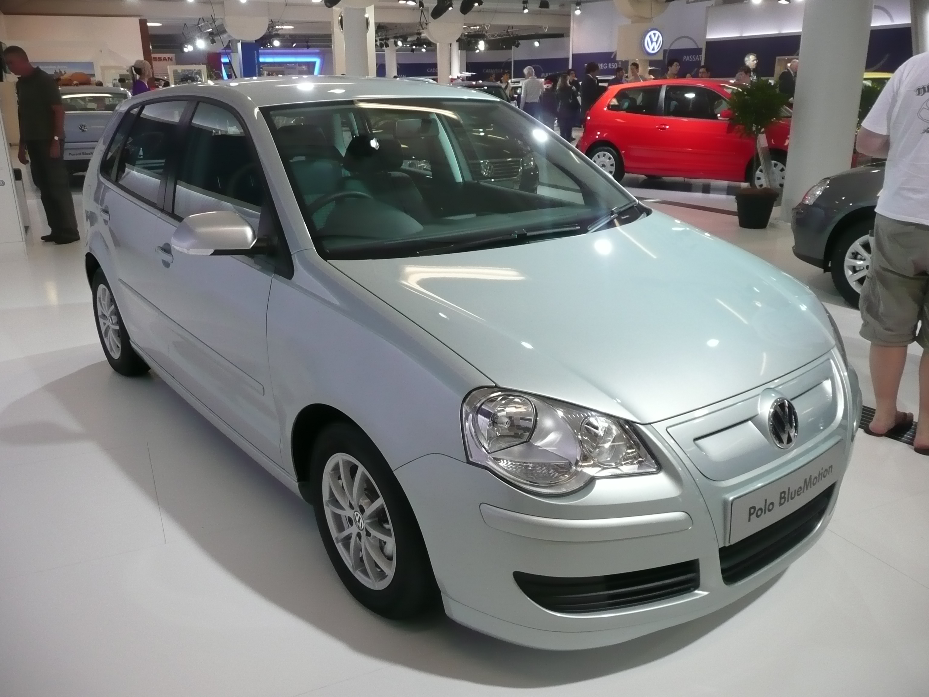 2006 volkswagen polo bluemotion related infomation specifications weili automotive network. Black Bedroom Furniture Sets. Home Design Ideas