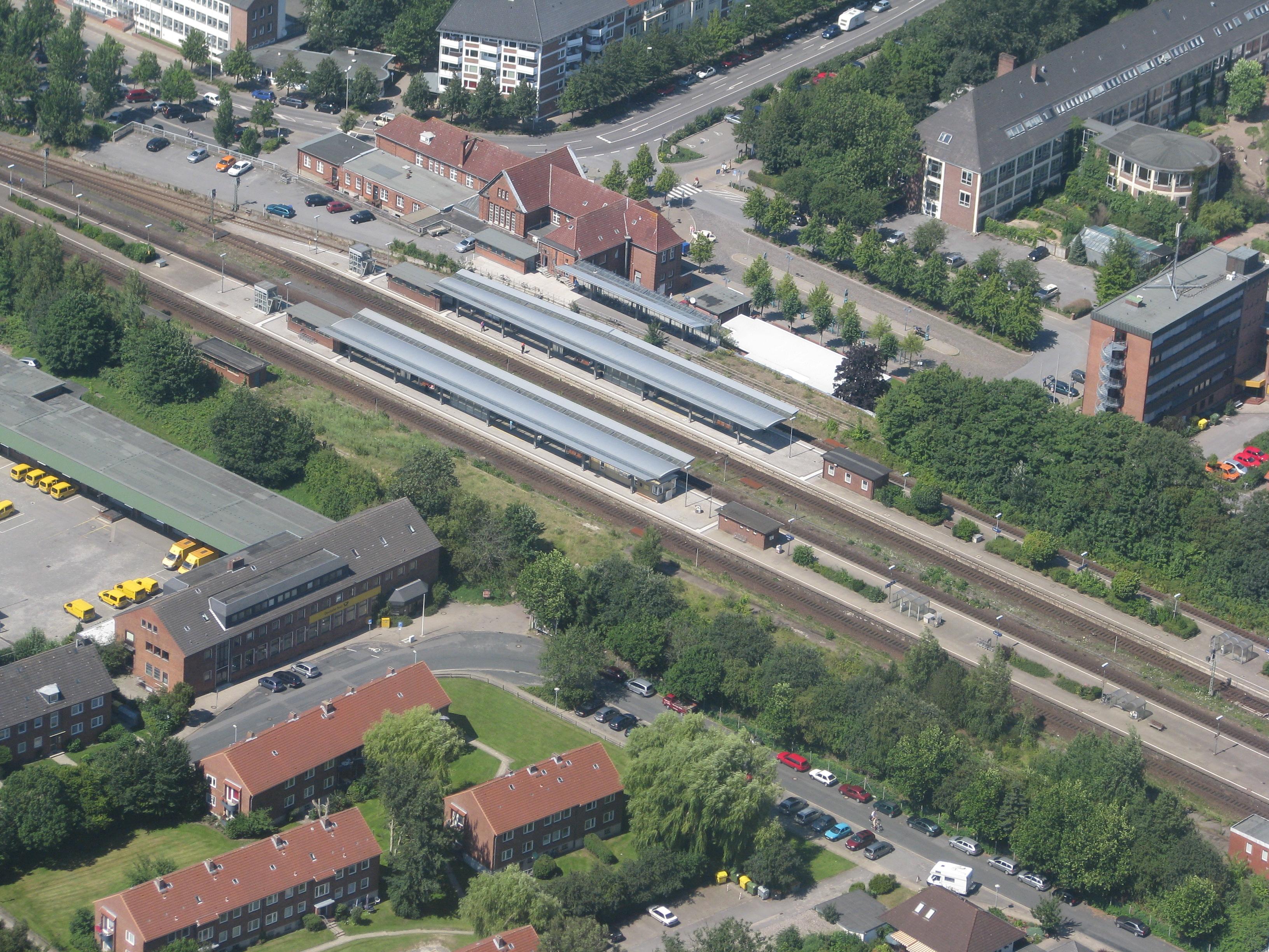 Bahnhof Husum