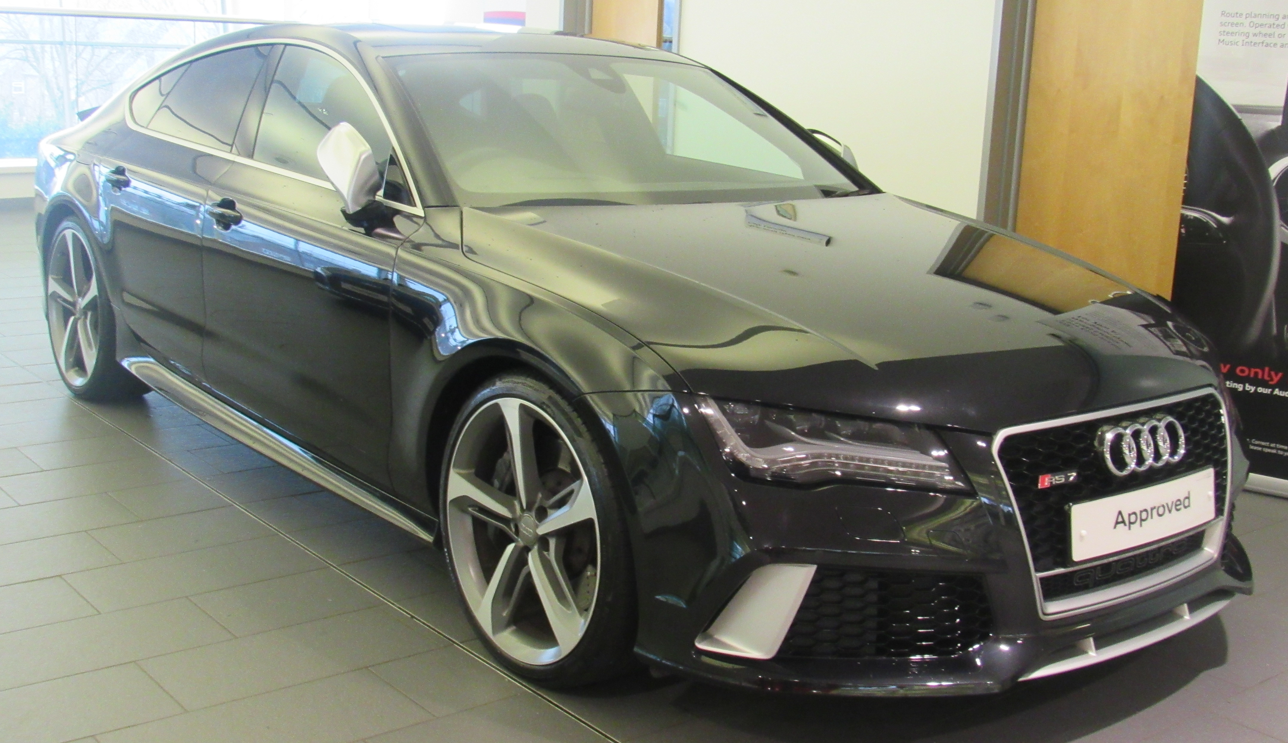 Kelebihan Kekurangan Audi Rs7 Quattro Review