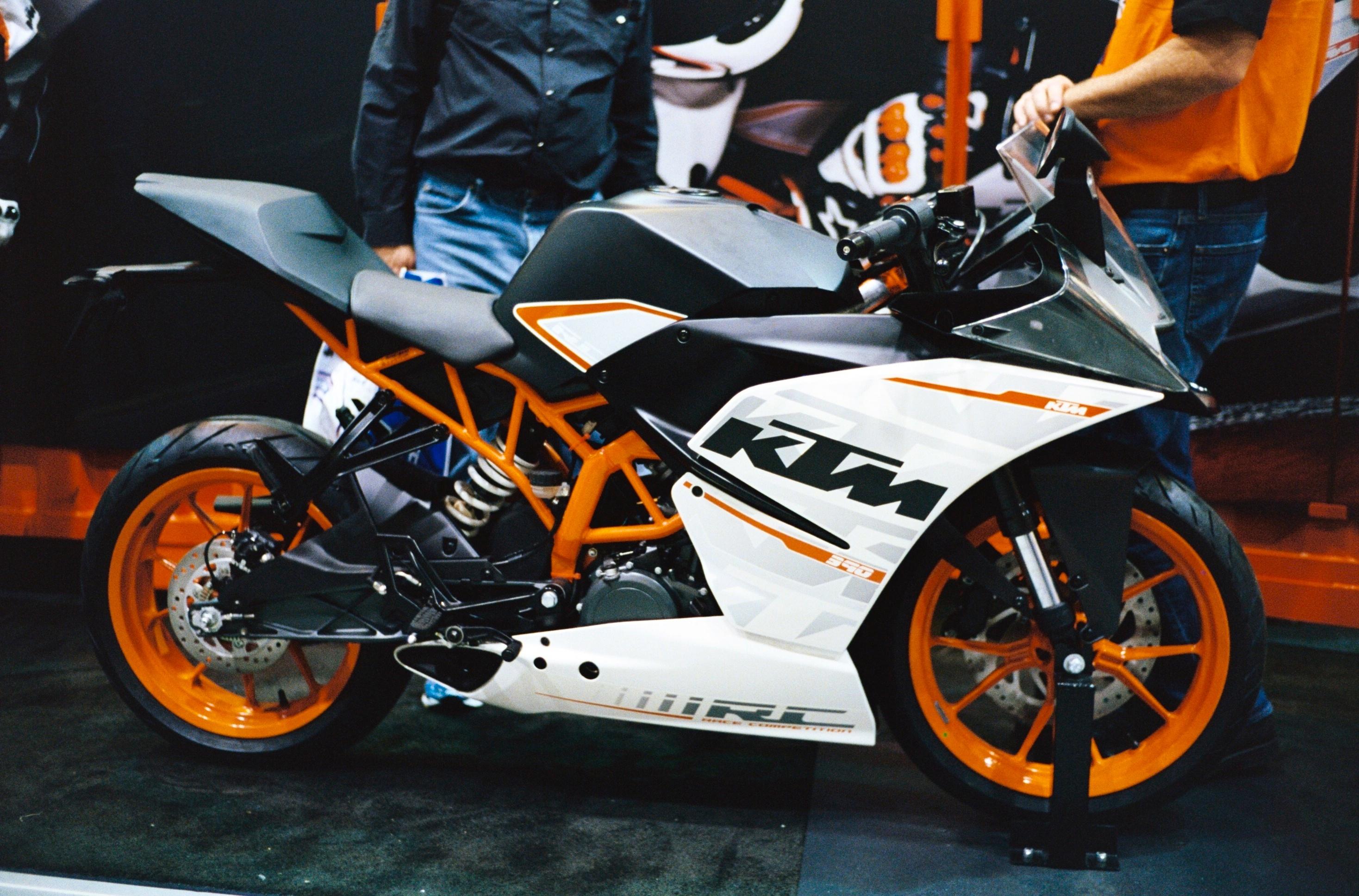 Ktm Sportbike Models