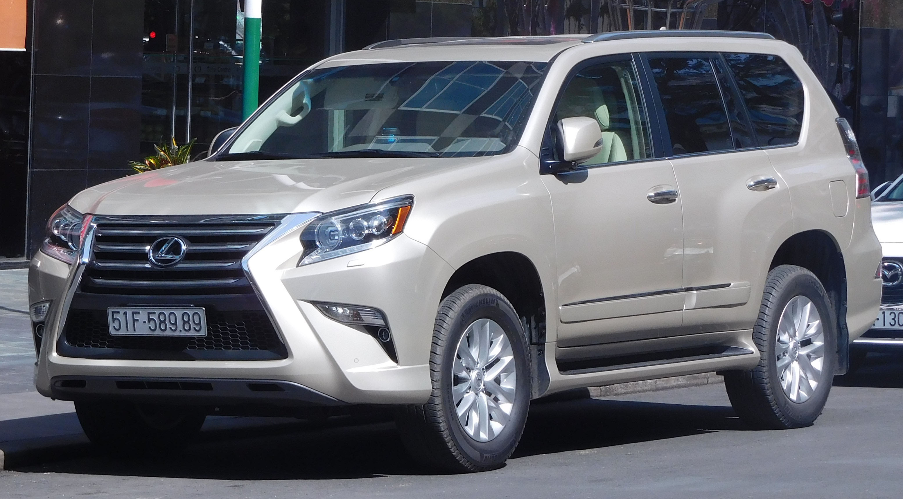 Lexus Gs Wagon >> Lexus Gx 470 2015 | 2017 - 2018 Best Cars Reviews